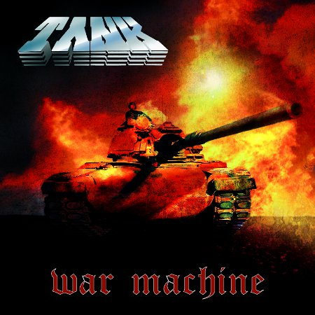 War Machine - Tank with Doogie White